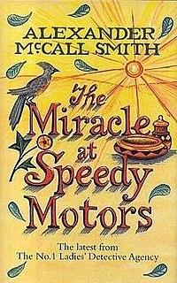 <i>The Miracle at Speedy Motors</i>