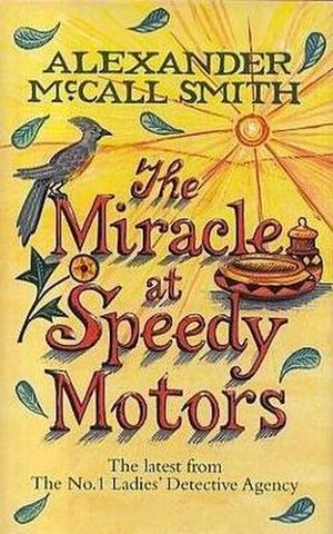 The Miracle at Speedy Motors - First edition
