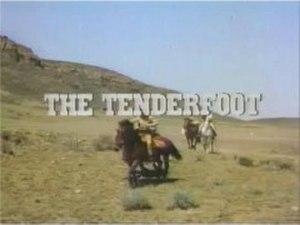 The Tenderfoot (miniseries) - Image: The Tenderfoot Screenshot