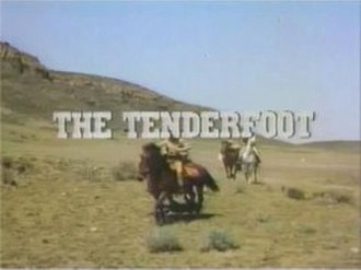 The Tenderfoot (miniseries) - Image: The Tenderfoot Screenshot