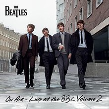 The Beatles - Live at the BBC Volume 2.jpg
