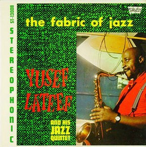 The Fabric of Jazz - Image: The Fabric of Jazz