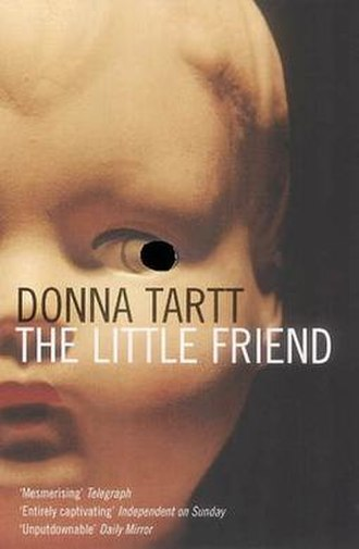 The Little Friend - First edition cover
