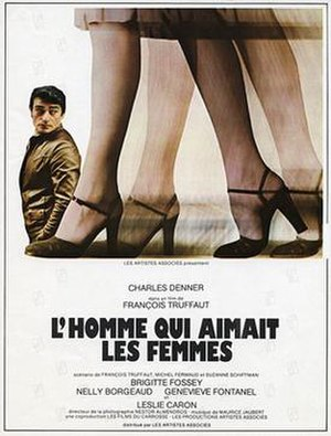The Man Who Loved Women (1977 film) - Film poster