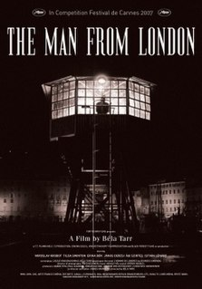 <i>The Man from London</i> 2007 film by Béla Tarr, Ágnes Hranitzky