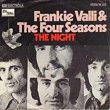 The Night van Frankie Valli & The Four Seasons (cover) .jpg