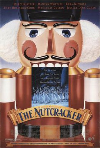 The Nutcracker (1993 film) - Theatrical release poster