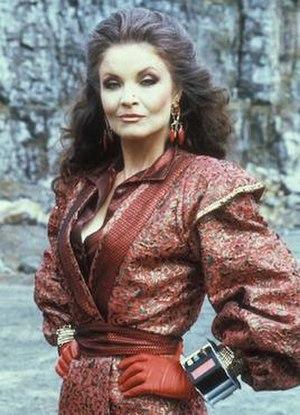 The Rani (Doctor Who) - Kate O'Mara (1987)