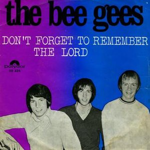 The Lord (song) - Image: Thelordbeegees