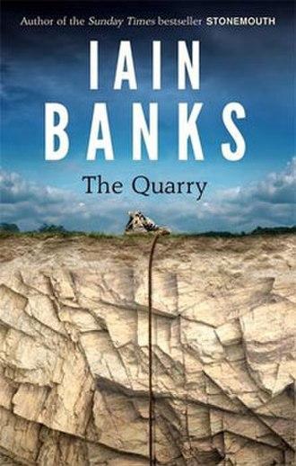 The Quarry (Iain Banks novel) - Image: Thequarryiainbanksco ver