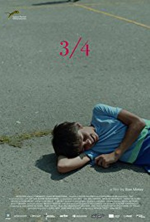 3/4 (film) - Film poster
