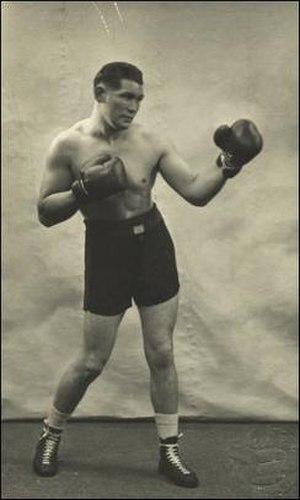 Tommy Davies - Image: Tommy Davies Welsh boxer