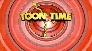 Toon Time (TV series) - Image: Toon Time (TV series) logo