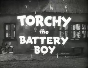 Torchy the Battery Boy - Image: Torchy the Battery Boy titlescreen