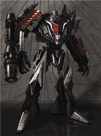 Transformers: War for Cybertron - The developers worked closely with Hasbro to create a new look for each of the Transformers.