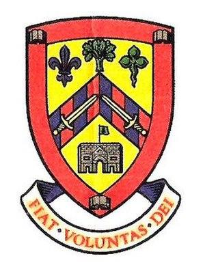 Vanier College - Image: Vanier College Logo Scanned