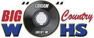 WOHS - Image: WOHS Big Ocountry 1390 logo