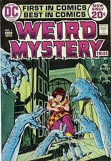 <i>Weird Mystery Tales</i>