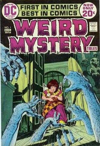 Weird Mystery Tales - Image: Weird Mystery Tales 01