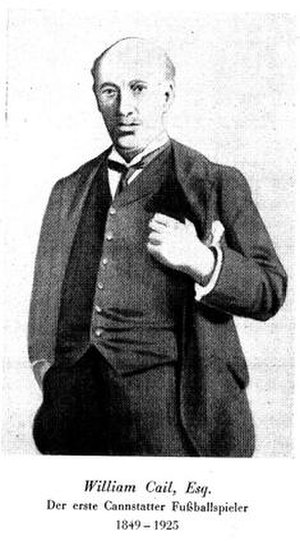 William Cail
