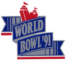 World Bowl 91 logo.png