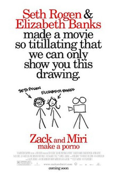 Picture of a movie: Zack And Miri Make A Porno