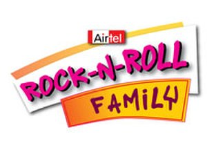 "Rock-N-Roll Family - The ""Rock-N-Roll Family"" logo."