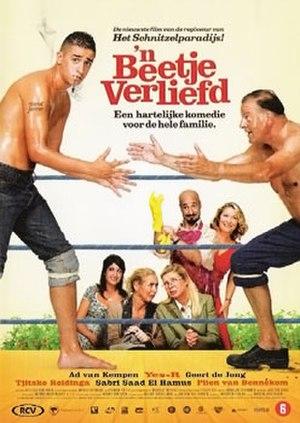 'N Beetje Verliefd - DVD Cover
