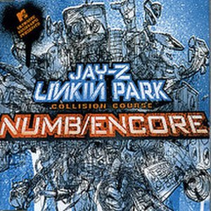 Numb/Encore - Image: 14 Numb Encore (CD single)