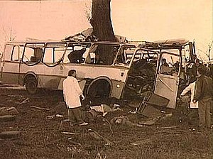 Poland bus disaster of 1994