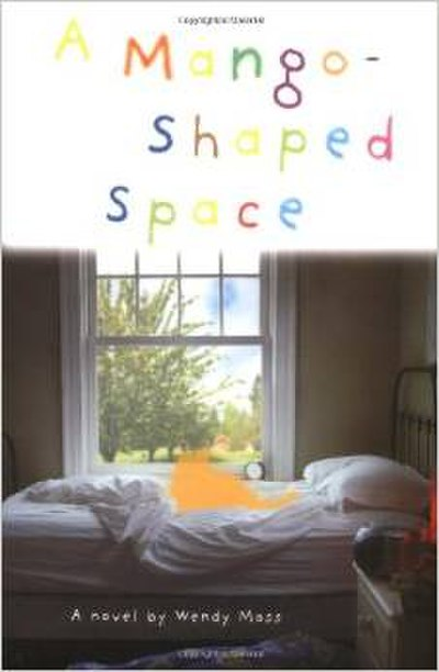 Picture of a book: A Mango-Shaped Space