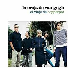 la oreja de van gogh el viaje de copperpot