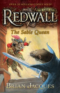 <i>The Sable Quean</i> book by Brian Jacques