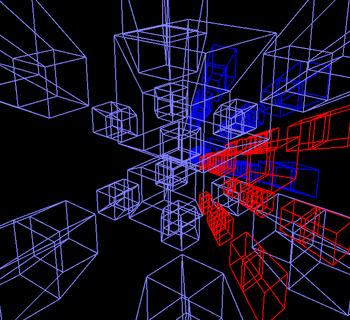 English: 5D virtual 2x2x2x2x2 sequential move ...