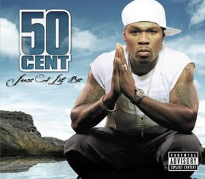 Squatting position - Rapper 50 Cent's version of the rap squat - single Just a Lil Bit.