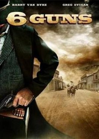 6 Guns - DVD cover