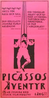 <i>The Adventures of Picasso</i> 1978 film