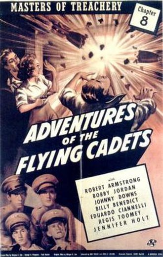 Adventures of the Flying Cadets - Image: Adventures of the Flying Cadets Film Poster