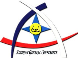 Assyrian General Conference - The logo of AGC