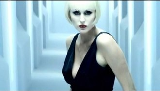 "All I Ever Wanted (The Human League song) - Susan Ann Sulley in music video for ""All I Ever Wanted"""