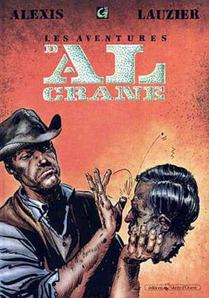 Alexis (comics) - Cover image of Al Crane