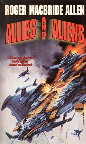 Allies and Aliens - First edition cover