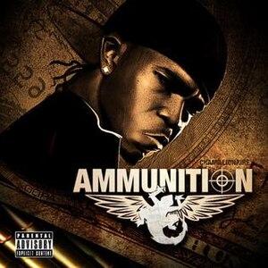 Ammunition (EP) - Image: Ammunition EP album cover