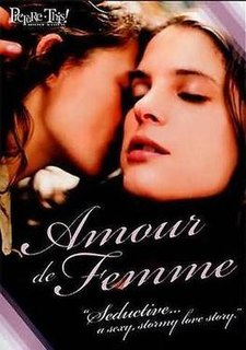 2001 television film directed by Sylvie Verheyde