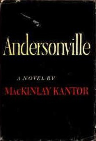 Andersonville (novel) - First edition cover