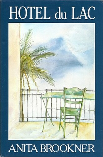Hotel du Lac - First edition cover