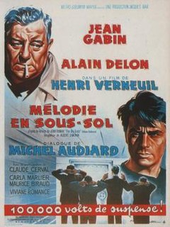 1963 film by Henri Verneuil