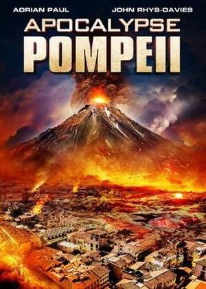 Apocalypse Pompeii - DVD cover