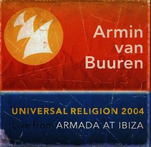 Universal Religion Chapter 2 - Image: Armin van Buuren Universal Religion Chapter 2