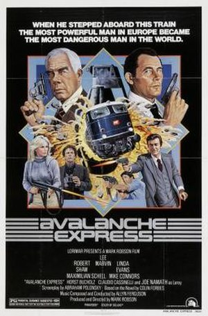 Avalanche Express - Image: Avalancheexpress